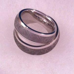 Meteorite-rings-for-a-couple.jpg