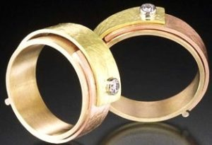 Contemporary Style with Diamond