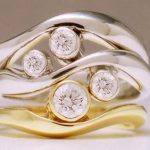 Driftwood Triple Golds and Diamonds