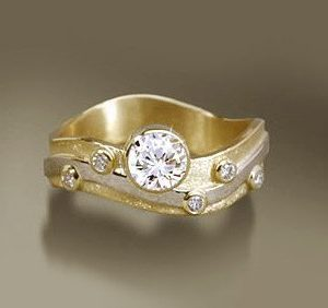 Passion-Offset-Diamond Two Tone